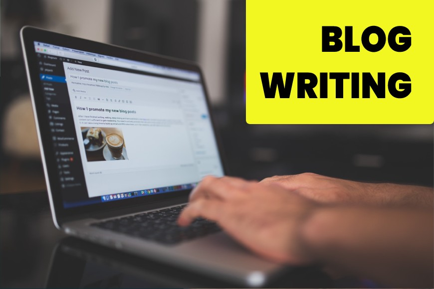 Top 3 Blog writing services in India