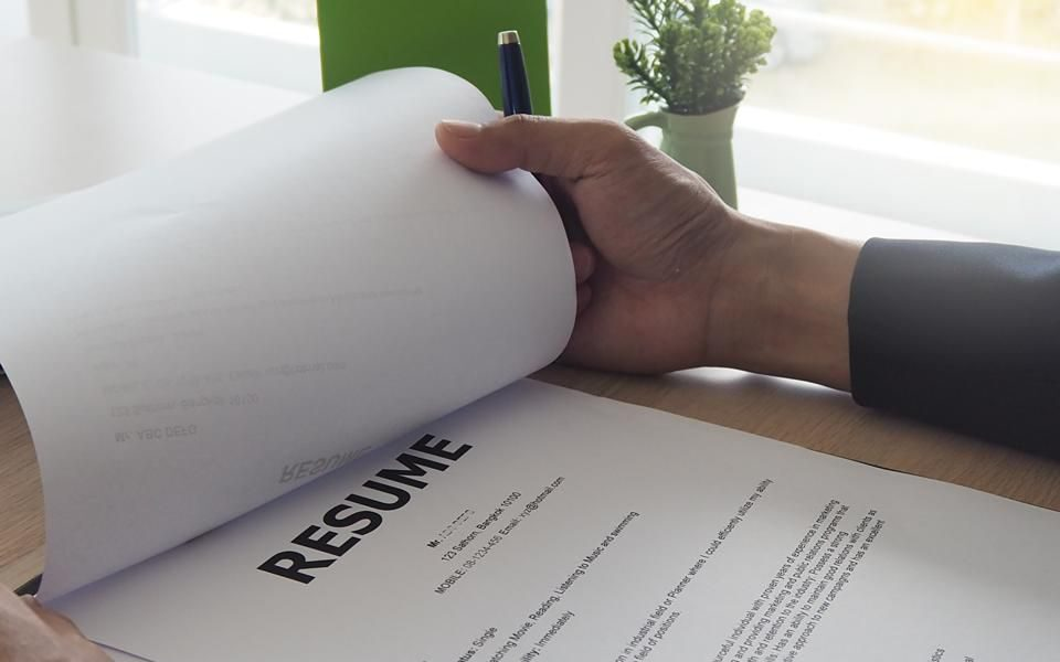 Top 5 resume writing services in India