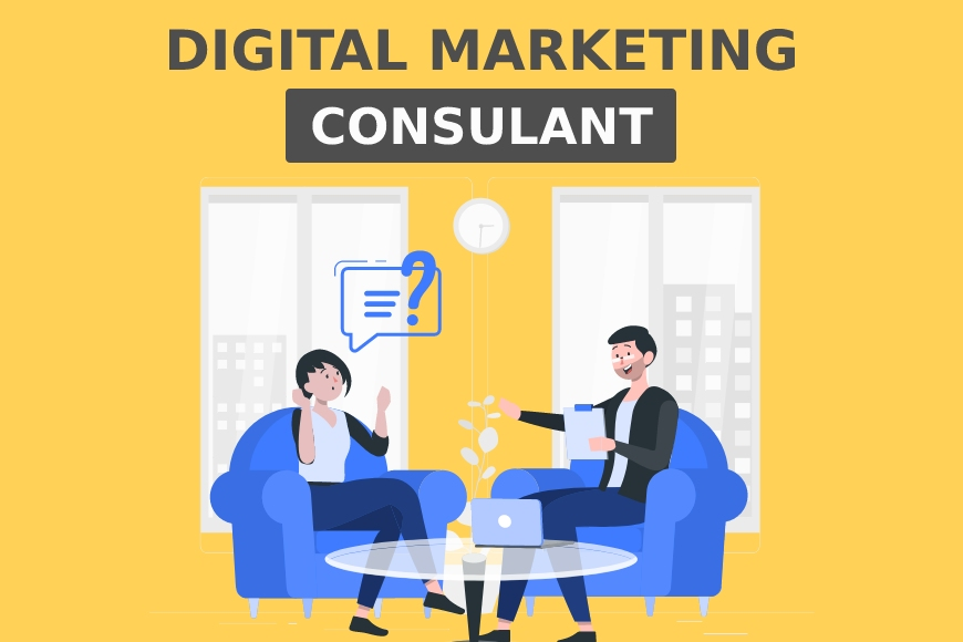 How to become a Digital Marketing Consultant in India
