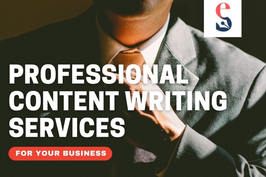 Professional Content Writing Services