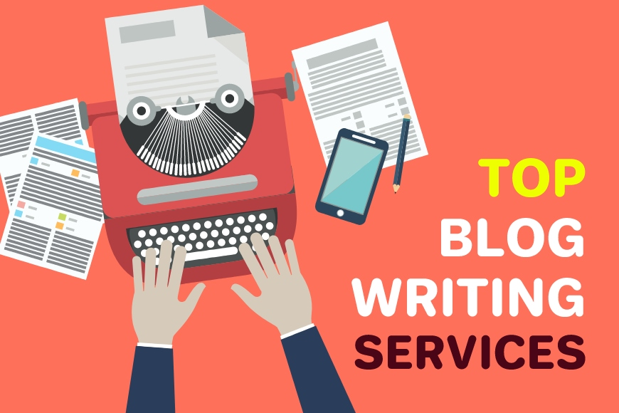 TOP Blog Writing Services